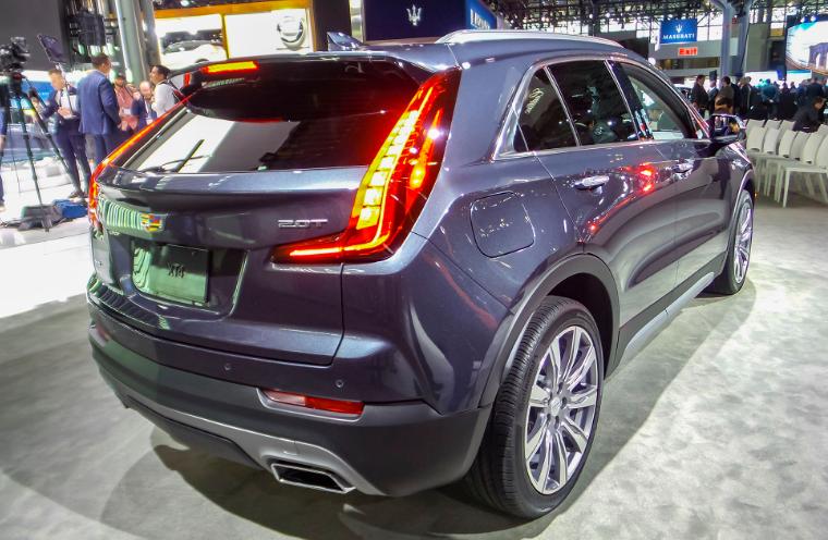 2019 Cadillac Touring