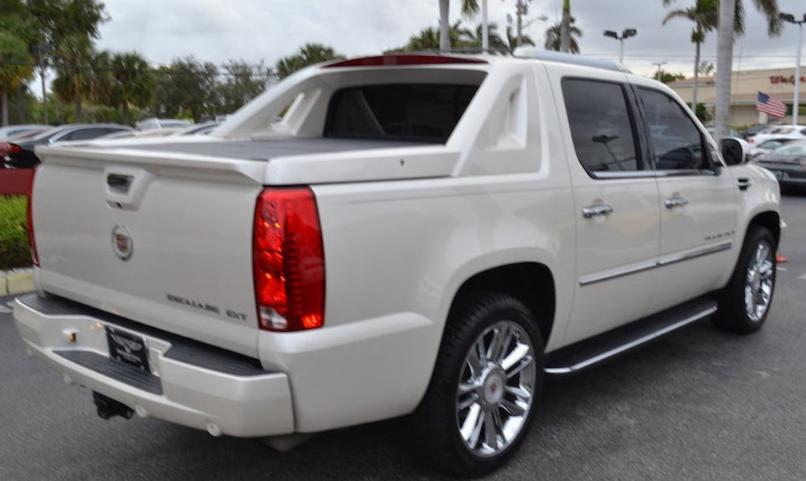 2019 Cadillac Truck Dually