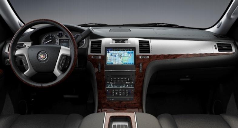 2019 Cadillac Truck