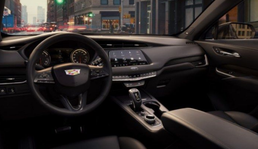 2019 Cadillac XT3