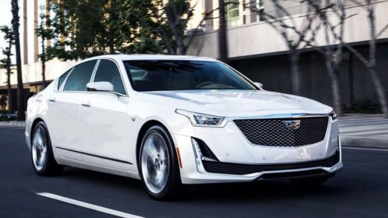 2019 Cadillac XT8