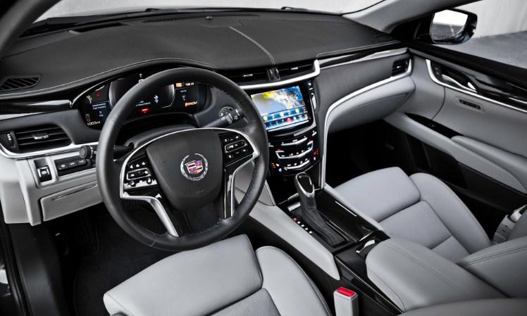 2019 Cadillac XTS V