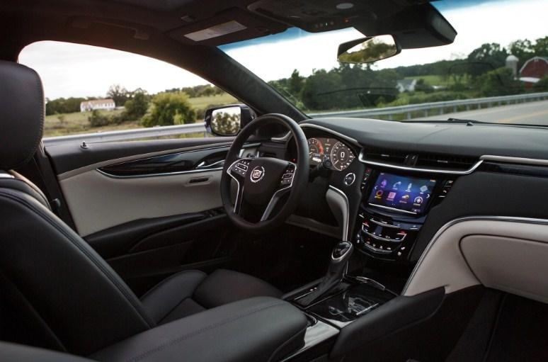 2019 Cadillac Xts V Sport Platinum
