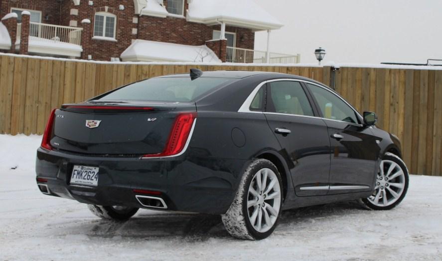 2019 Cadillac Xts Vsport