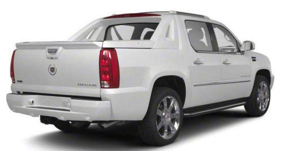 Cadillac Truck 2019