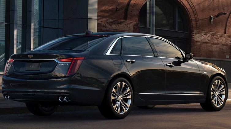 2020 Cadillac CT6 Platinum