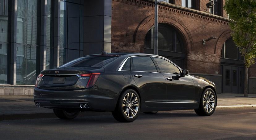 2020 Cadillac CT6 V Sport 0-60