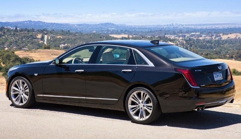 2020 Cadillac CT6 V-Sport 4.2TT