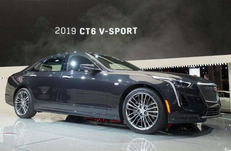2020 Cadillac CT6 V Sport