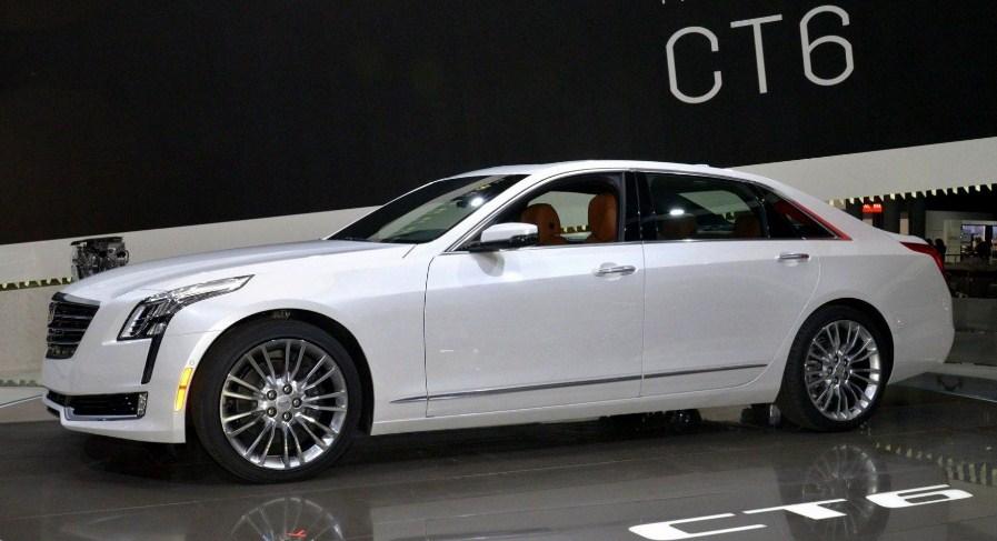 2020 Cadillac CT6 V8