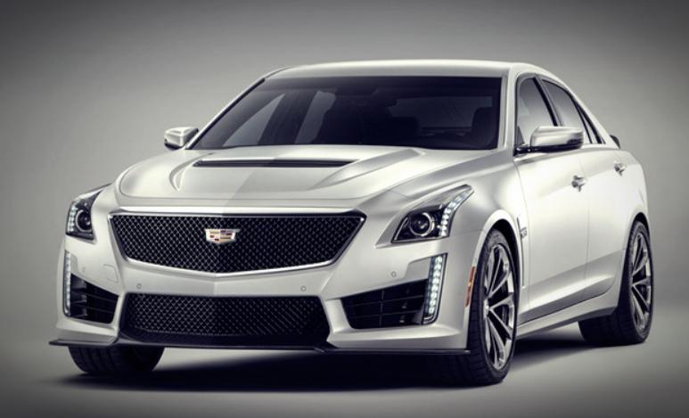 2020 Cadillac CTS 4