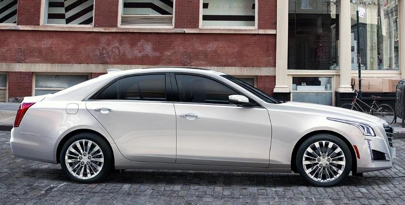 2020 Cadillac CTS 6
