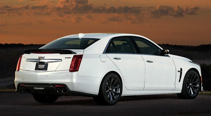 2020 Cadillac CTS Sedan