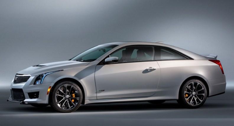2020 Cadillac CTS V 0-60