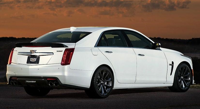 2020 Cadillac CTS