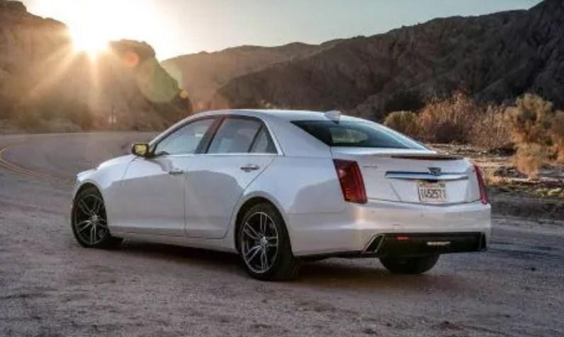 2020 Cadillac CTS V Wagon