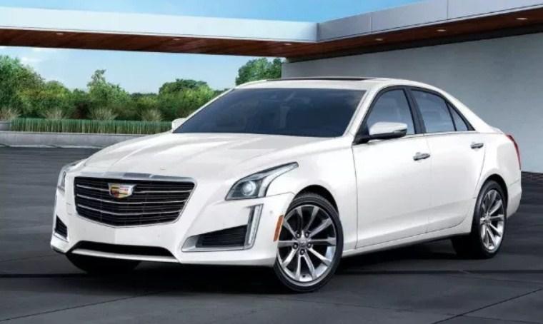 2020 Cadillac CTS V
