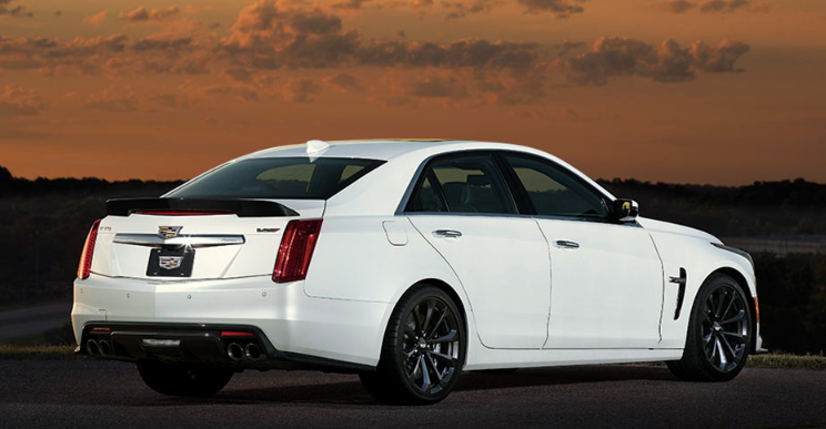 2020 Cadillac CTS Wagon