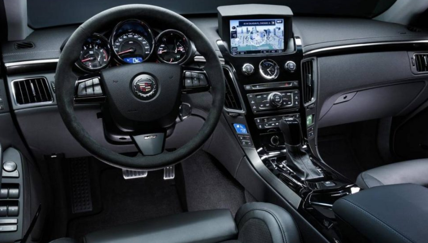 2020 Cadillac Cts 3.6l Twin Turbo V-Sport
