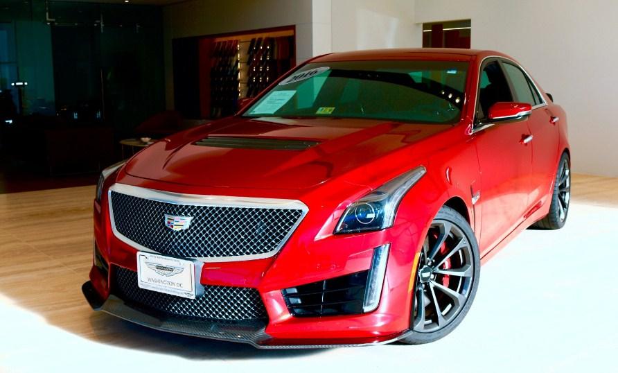 2020 Cadillac Cts V Sport