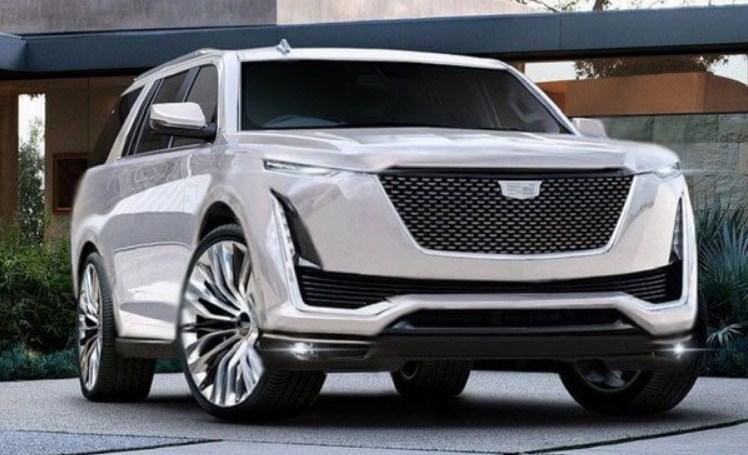 2020 Cadillac Escalade 1