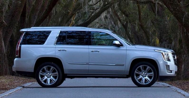 2020 Cadillac Escalade Hybrid