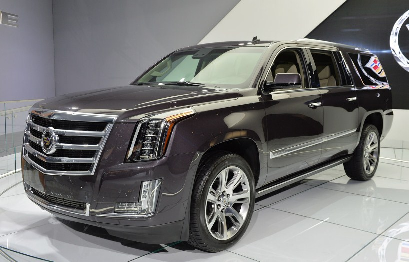 2020 Cadillac Escalade MPG