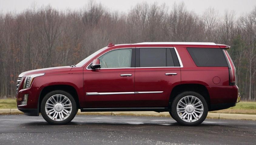 2020 Cadillac Escalade Platinum Redesign
