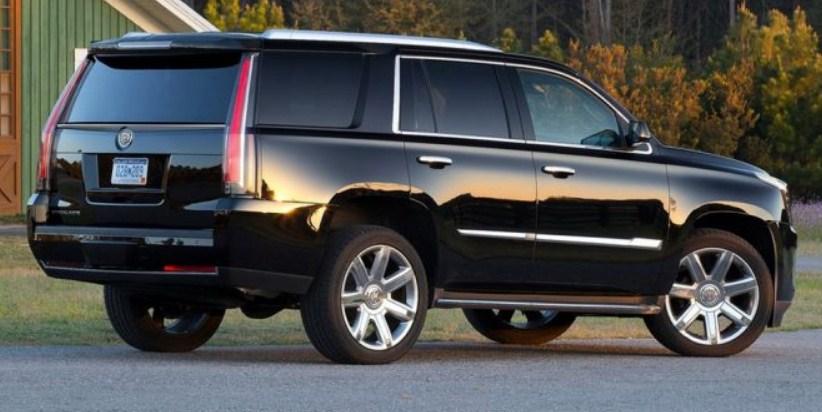 2020 Cadillac Escalade Premium Luxury Redesign