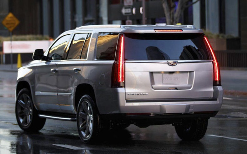 2020 Cadillac Escalade Redesign