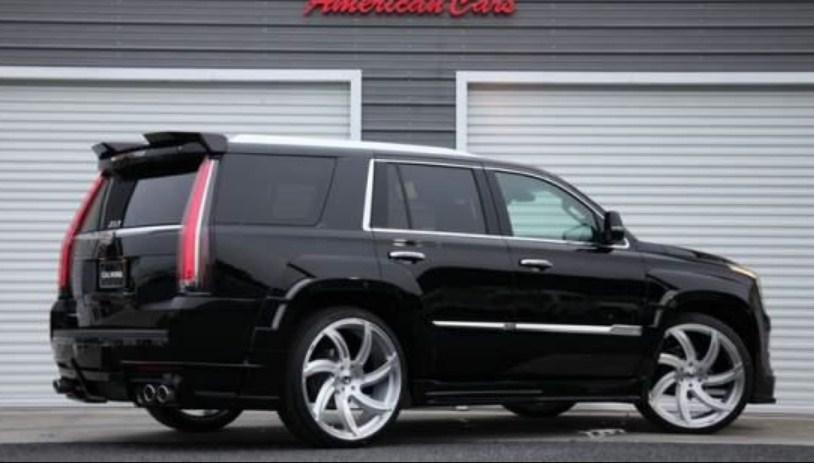 2020 Cadillac Escalade Towing Capacity