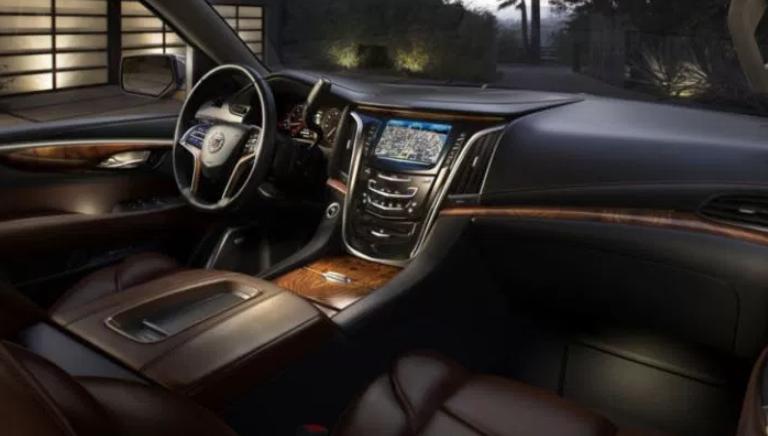 2020 Cadillac Escalade V