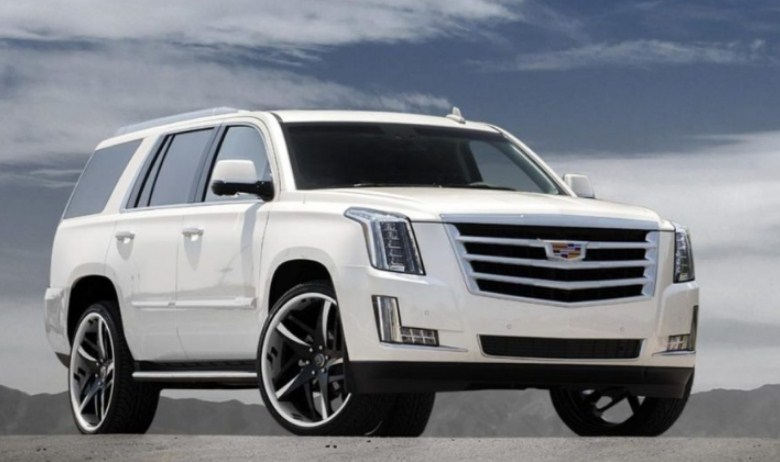 2020 Cadillac Escalade White