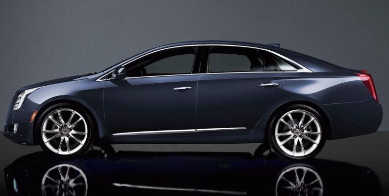 2020 Cadillac XTS B9Q