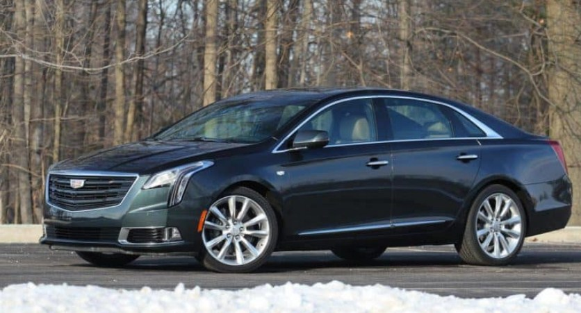 2020 Cadillac XTS Vsport