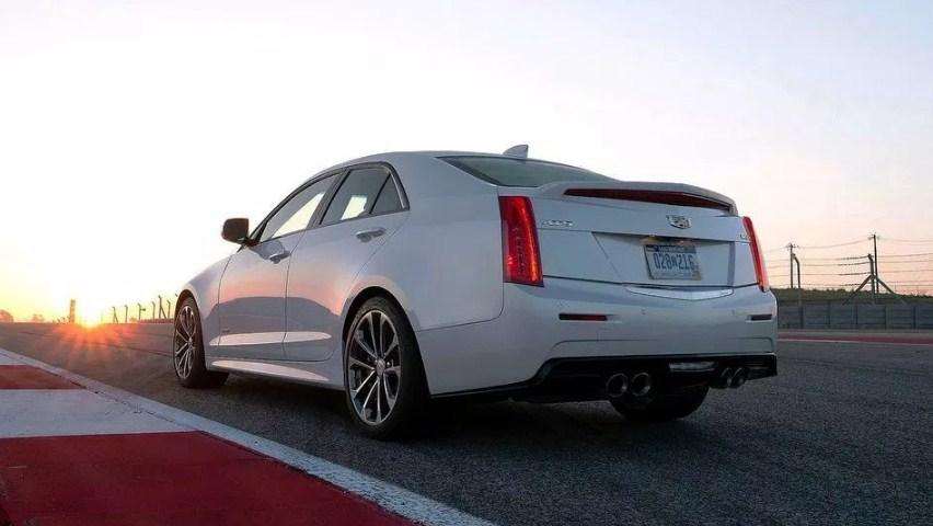 2020 Cadillac XTS W30