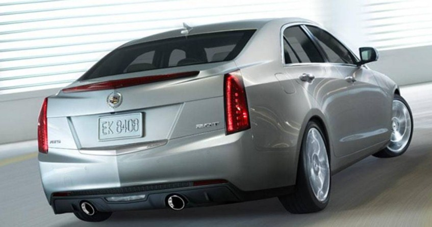 2020 Cadillac ATS 2.0L Turbo Luxury