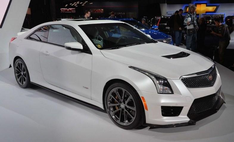 2020 Cadillac ATS 3.6L Premium Luxury