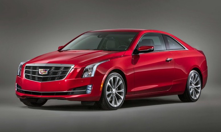 2020 Cadillac ATS Coupe