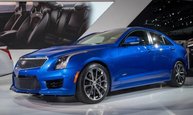 2020 Cadillac ATS-V 0-60