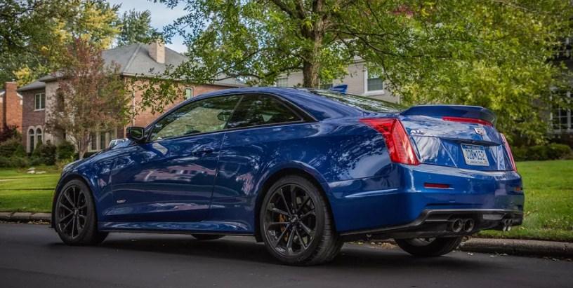 2020 Cadillac ATS V Coupe