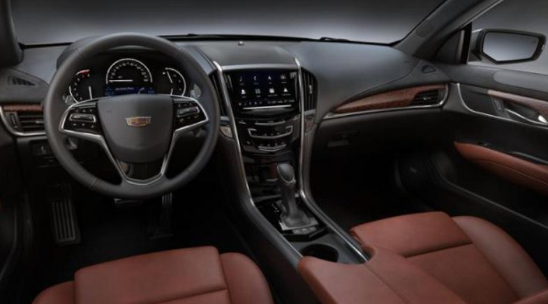 2020 Cadillac ATS V Sedan