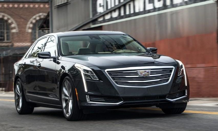 2020 Cadillac Brougham