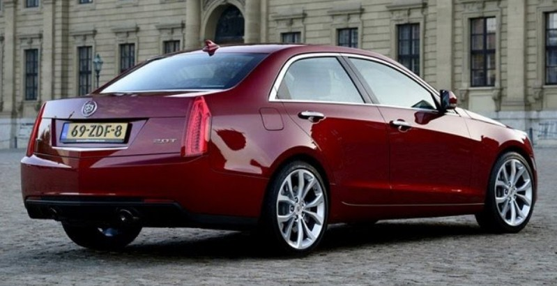 2020 Cadillac CT2