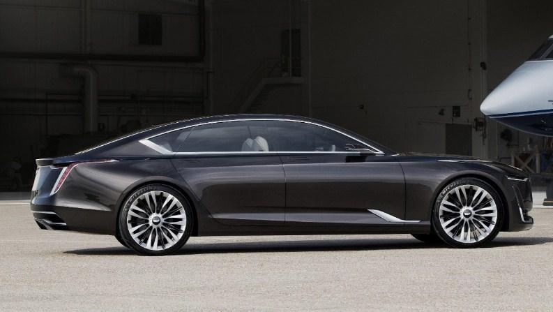2020 Cadillac CT3