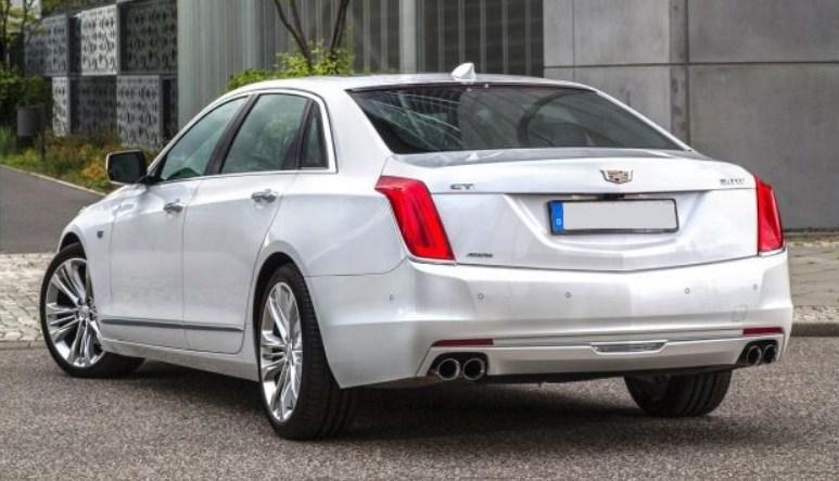 2020 Cadillac CT7
