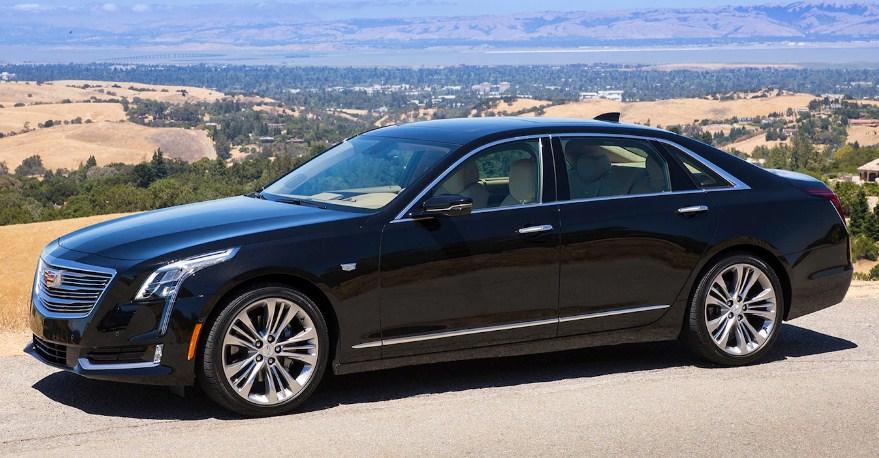 2020 Cadillac CT9