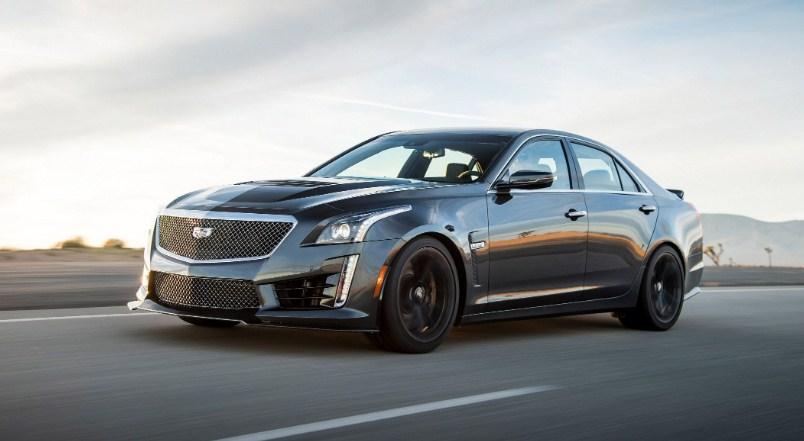 2020 Cadillac CTS V 1,4 Mile