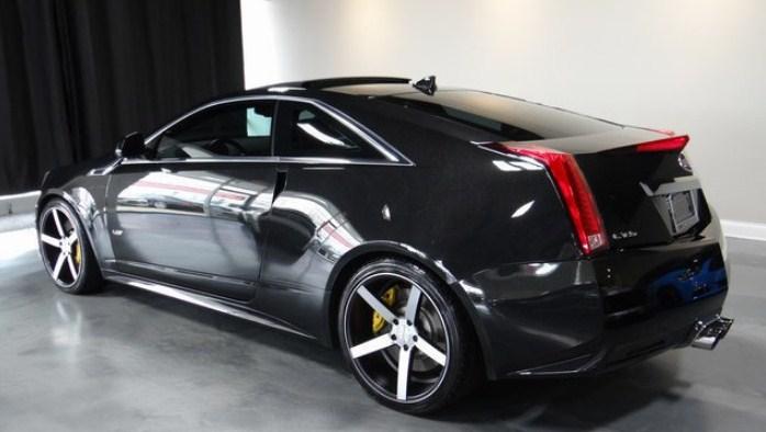 2020 Cadillac CTS-V Coupe
