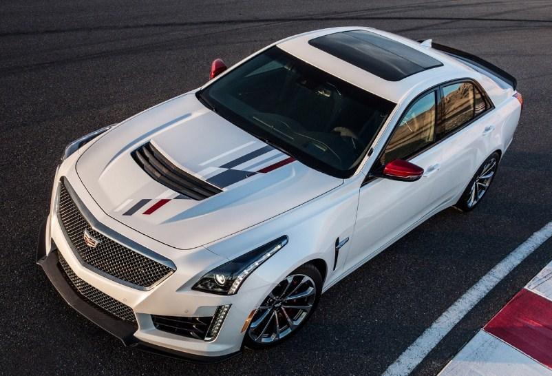 2020 Cadillac CTS-V